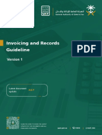 Invoicing and Records