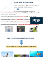 Tossicologia Lezione 2