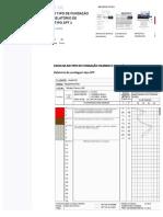 PDF Escolha Do Tipo de Fundaao Usando o Relatorio de Sondagem Tipo Spt 2 Compress