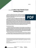 BA_Strategic_Marketing_-_Case_Study_-_Reebok_vs_Nike_in_India