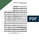 Sheet Music - Krommer Clarinet Concerto Op 35