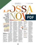Bossa Nova-El MUndo 20180727