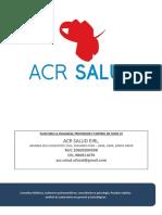 Protocolo Covid ACR SALUD -22!06!2020