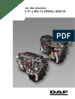 Documento del alumno, Motor MX-11 y MX-13 (WWA) EN2-15