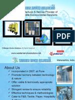 Treatment Chemicals Sewage Treatment Plants Maharashtra India