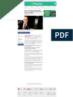 """PNP _ Para Luis Iberico, Creación de Brigada """"Para Perseguir a Los Criminales Venezolanos"""" Puede Ser Populista _ VIDEO _ Venezolanos en Perú _ Ministerio Del Interior _ El Popular"""