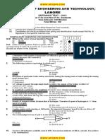 ECAT Past Paper 2015