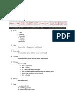 Trace Analysis