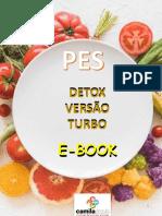 DETOX VERSÃO TURBO