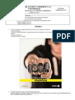 Examen Cultura Audiovisual de Andalucía (Ordinaria de 2019) [Www.examenesdepau.com]