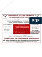 Harambe-Cameroun _ 2011 Competition - Affiches