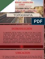 EJE DE CARRETERA