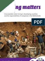 mining report FoE Netherlands