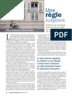 Article Revue FMI