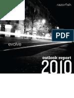 Razorfish Outlook report 2010