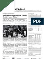 Ausgabe Nr. 11 - Herforder EV / EHC Troisdorf