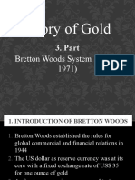 History of Gold - Part 3