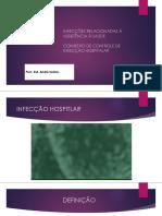 Aula 6 Infecção Hospitalar e CCIH