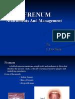 frenum