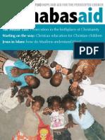 Barnabas Aid January/February 2010