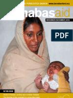 Barnabas Aid November/December 2010