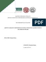 maurizio padoan - Aspetti climatici meteorologici delle ondate di calore in Veneto nel periodo 1992-2010