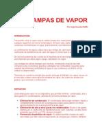 TRAMPAS DE VAPOR