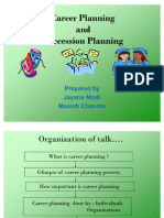 career planning & succession planning