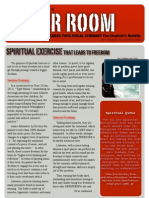 Inner Room Issue 1 No 6 English