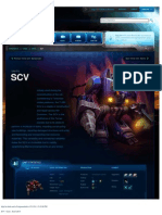SCV-Unit Description - Game - StarCraft II
