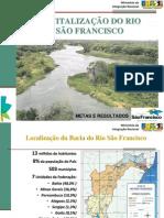 Revitalização do Rio São Francisco