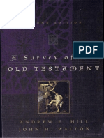 A survey of the Old Testament De Andrew E. Hill-John H. Walton