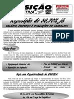 Boletim Plano de Carreira-São Miguel 2011(2)