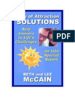 Law of Attraction Solutions