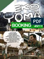 Kekoyoma Dossier 2011 v2.1 SPANISH