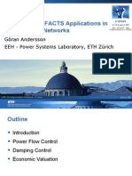 FACTS-Applications in Transmission Networks