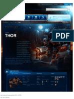 Thor-Unit Description - Game - StarCraft II