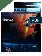 Medivac-Unit Description - Game - StarCraft II