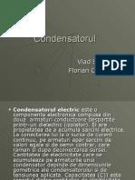 Condensatorul
