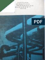 Manual de Chimie Anorganica1978 ( notiuni de baza introductive)