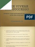 Citazioni, frasi, proverbi e motti motivazionali sul successo
