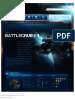 Battlecruiser-Unit Description - Game - StarCraft II