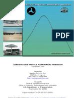 FTA-CONSTRUCTION-PRJT-MGMT-HDBK2009