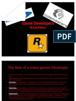game developers