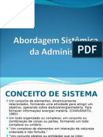 Monitoria_ADM_7_Abordagem Contingencial