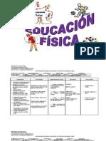 PLANIFICACIÓN DE EDUCACIÓN FÍSICA.