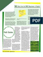 Feb 2011 English Dept Newsletter