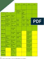 0.0.課表 和中研、台大時間安排    (Course table for this semester and calender for managing events of Academic sinca and NTU)