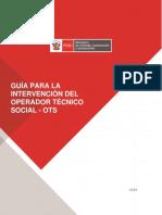 Guía Del Ots 30.03.2019 Mejorado