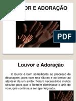 01A-LOUVOR E ADORAÇÃO